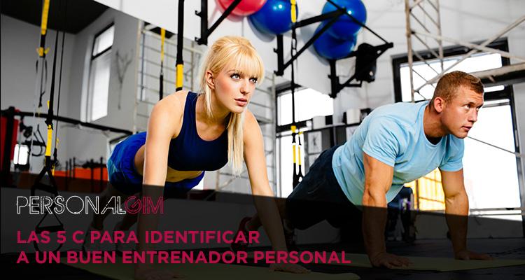 Gimnasio con entrenamiento personalizado