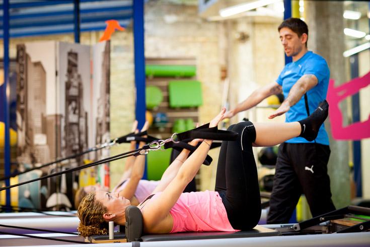 Gym con entrenadores personales Valencia