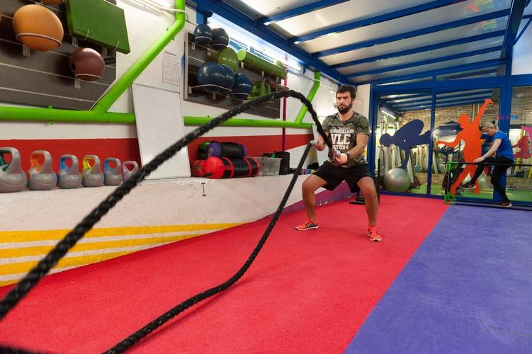 Cross fitness Valencia Centro gim