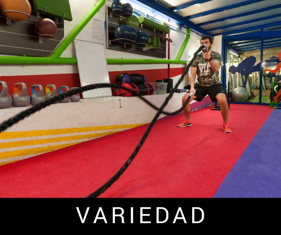 Gimnasio con entrenador personal Valencia