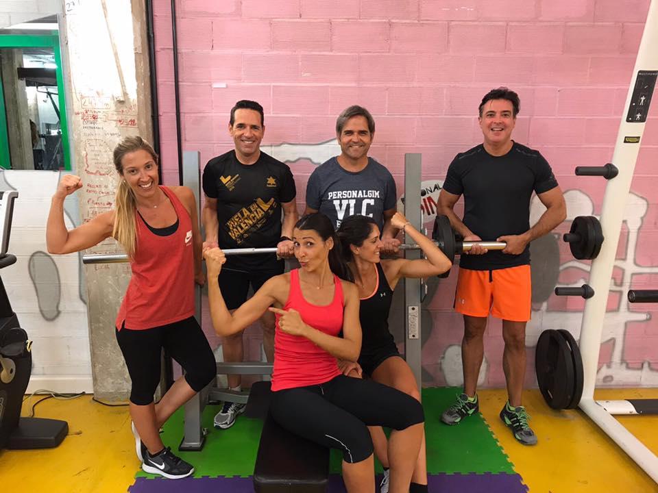 gimnasios en valencia capital con entrenadores personal gim