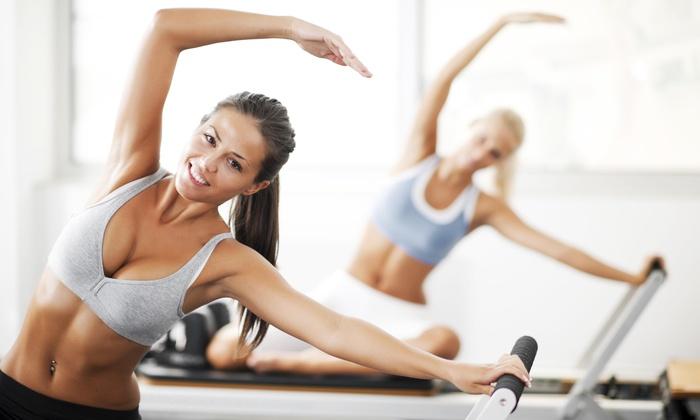 Pilates en gimnasio centro Valencia