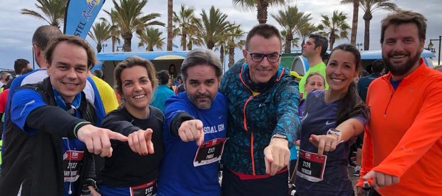 Entrenadores personales de running
