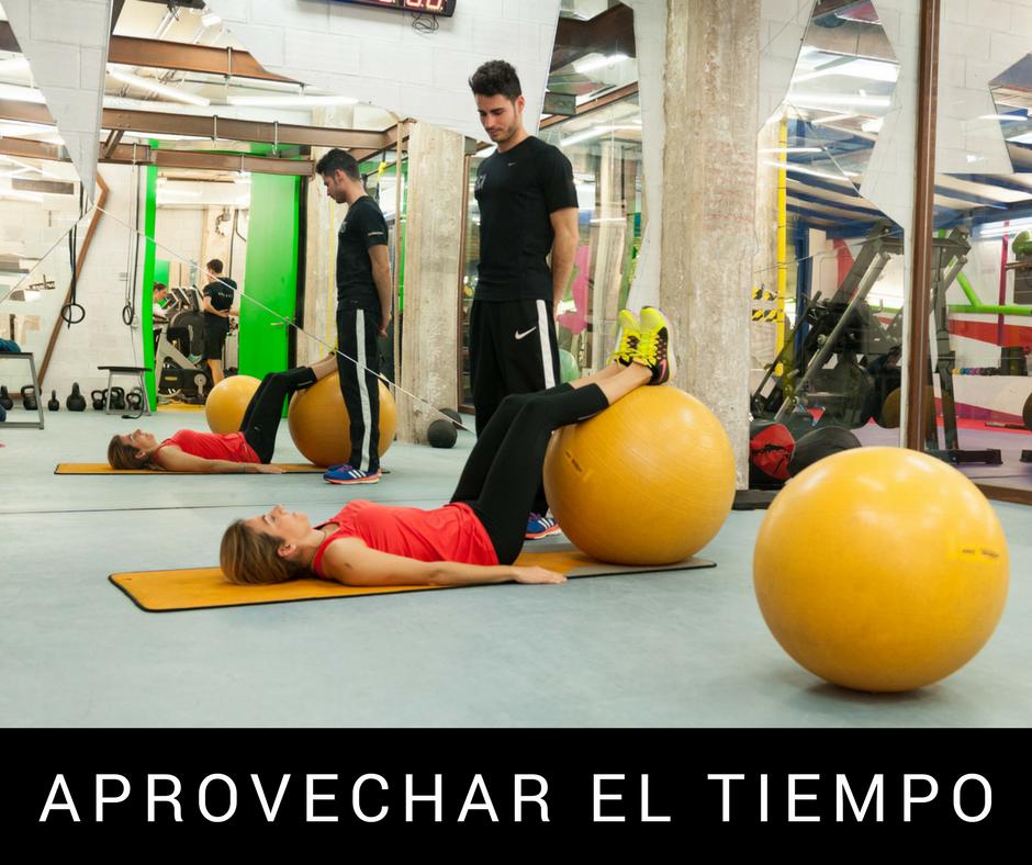Gimnasio centro Valencia con personal training