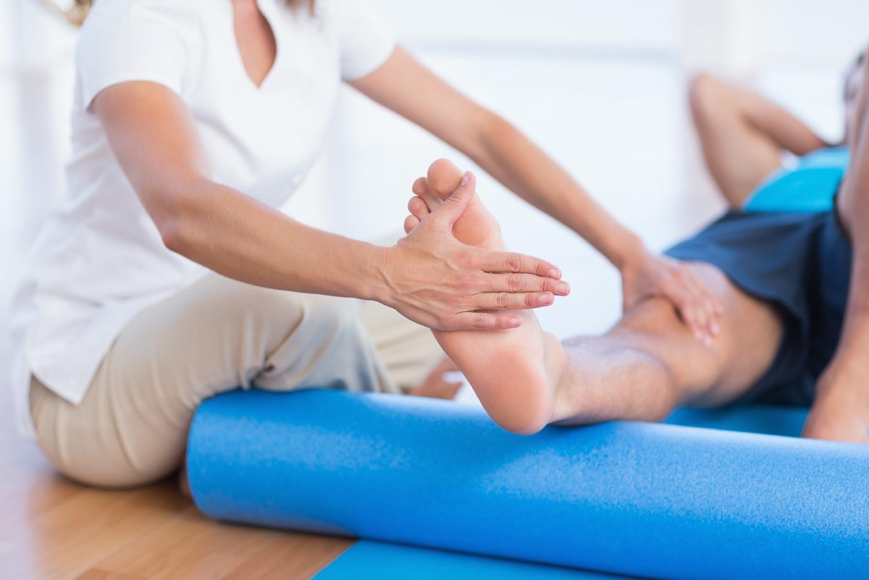 Servicio de fisioterapia Valencia