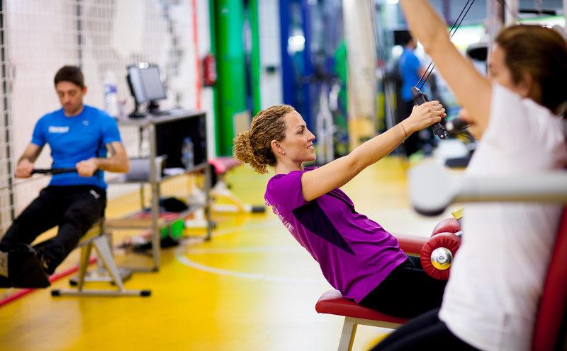 Ventajas del entrenamiento intensivo