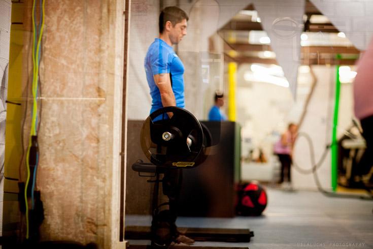 Practicar cross fitness en Valencia