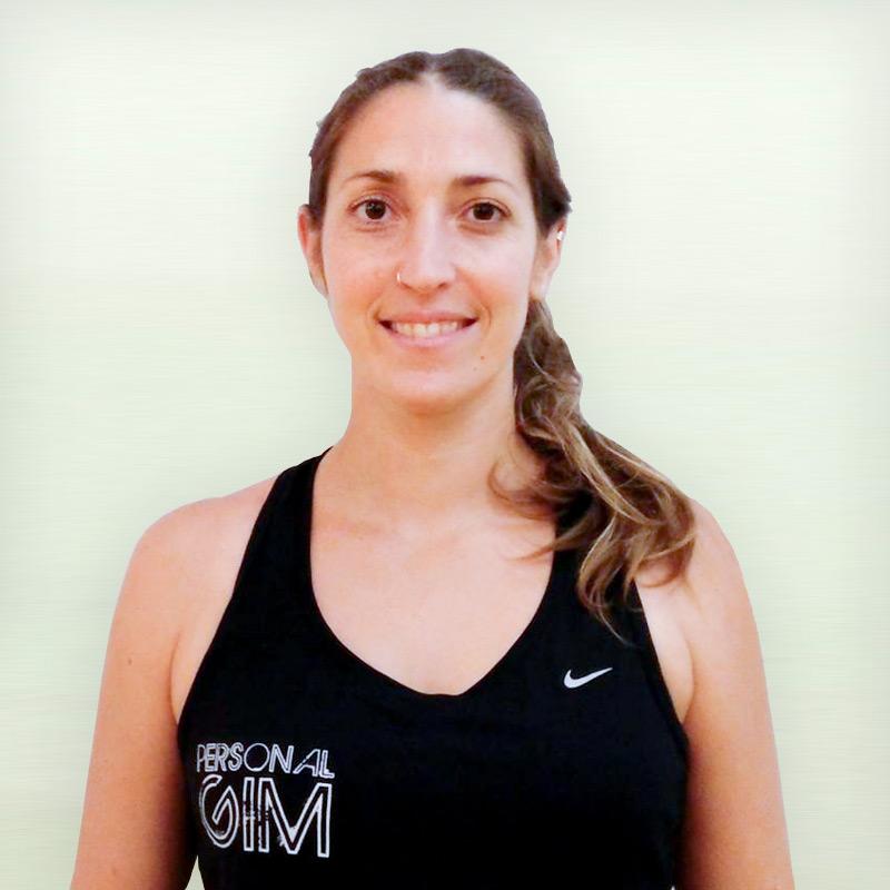 patricia-martinez-diana entrenadora de yoga personal gim valencia