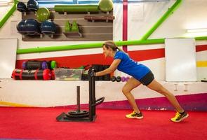 Cross fitness en Valencia personal gim