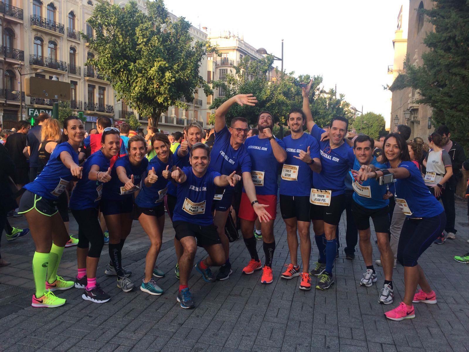 Club running Valencia. Grupo de running Valencia