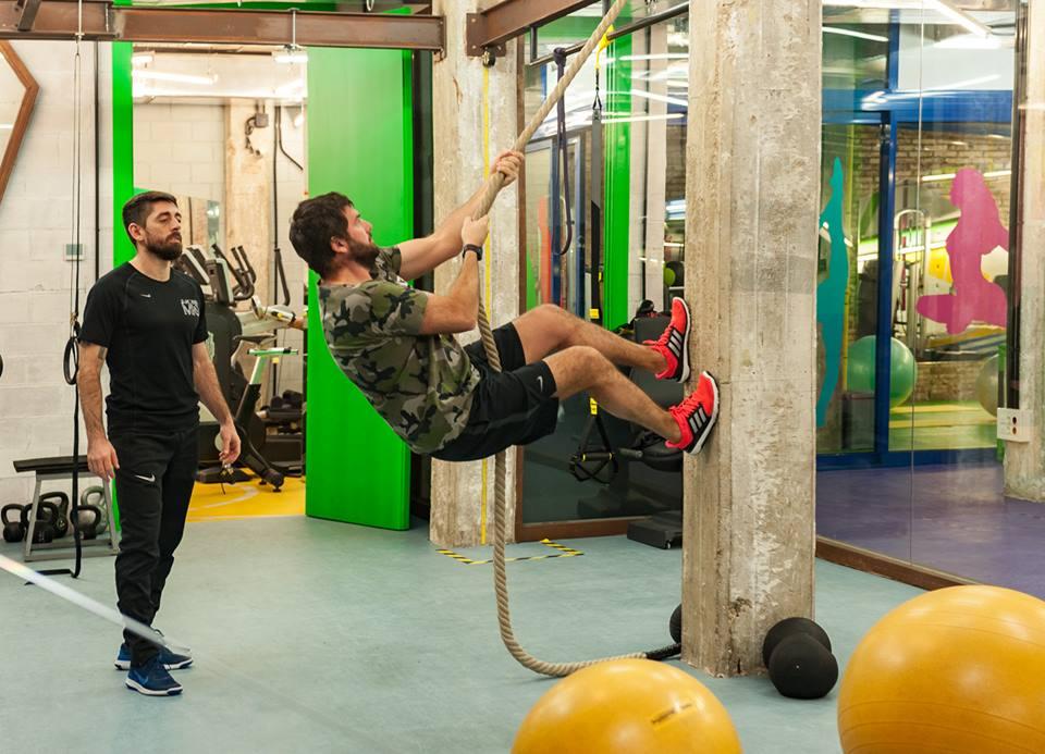 entrenador personal Valencia centro precio. Gimnasio de cross fitness en Valencia