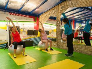 Pilates en Valencia Centro gim