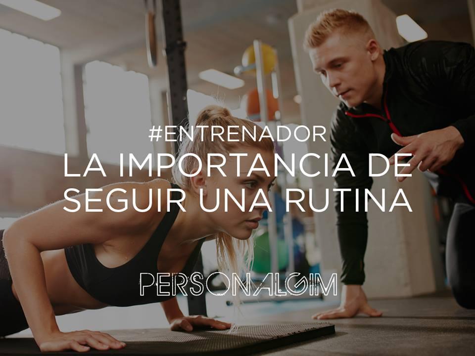 Entrenadores personales Valencia. Gimnasio con programa de entrenamiento personalizado