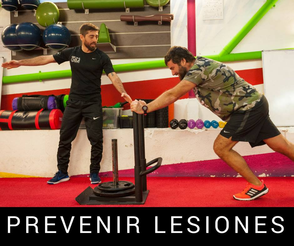 Gimnasio con personal trainer centro Valencia
