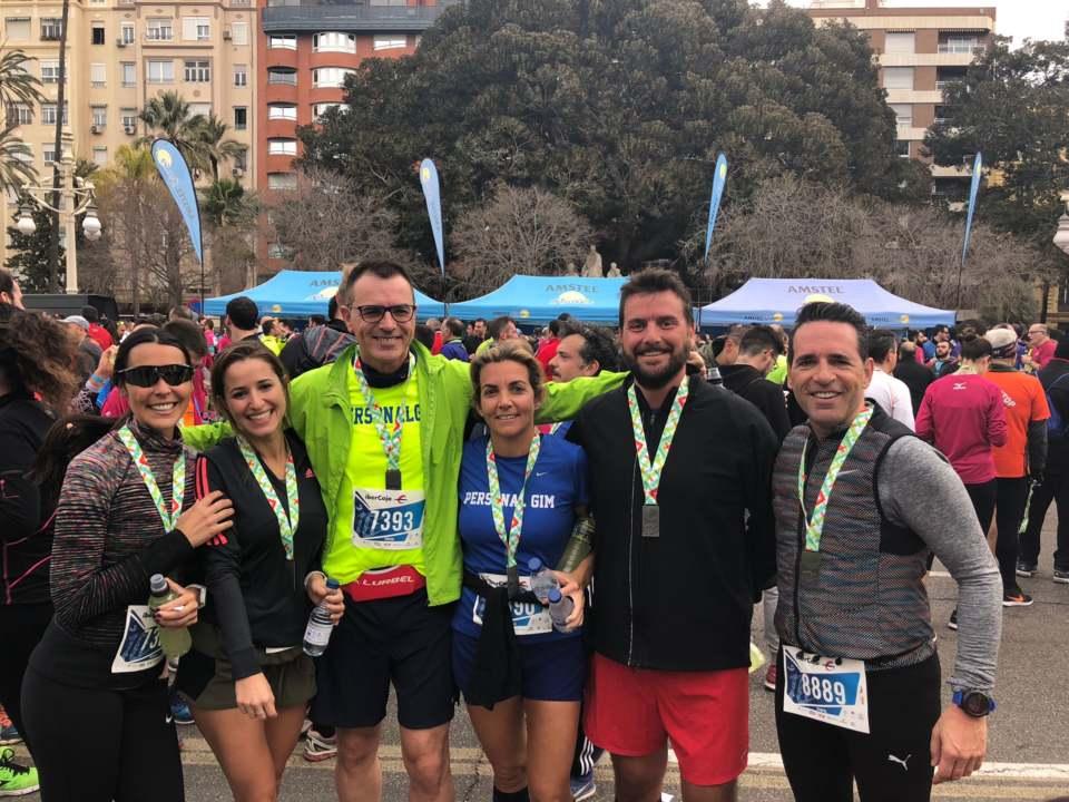 Club de running Valencia. Runners Valencia centro