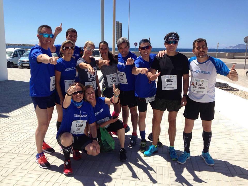 Gimnasio en Valencia con club de running
