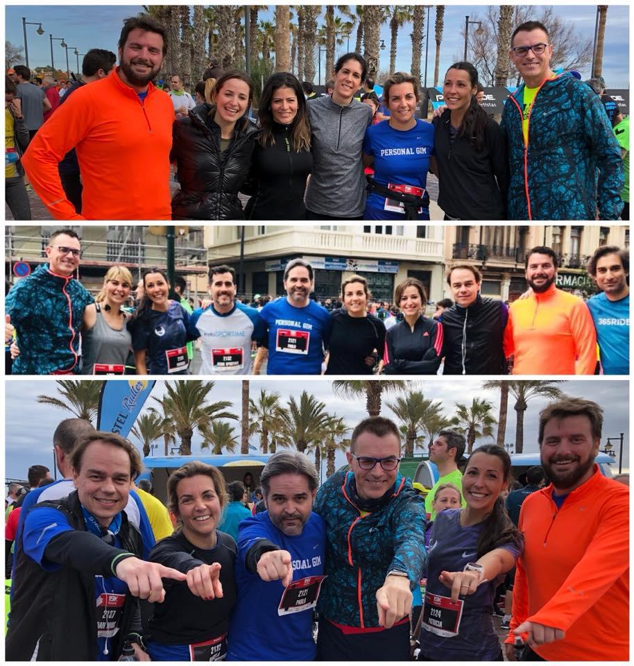 Los mejores clubs de running de Valencia