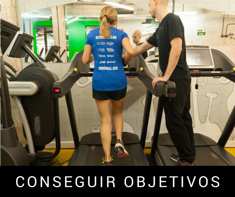 Ventajas de hacer ejercicio con entrenador