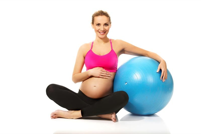 Pilates para embarazadas Valencia