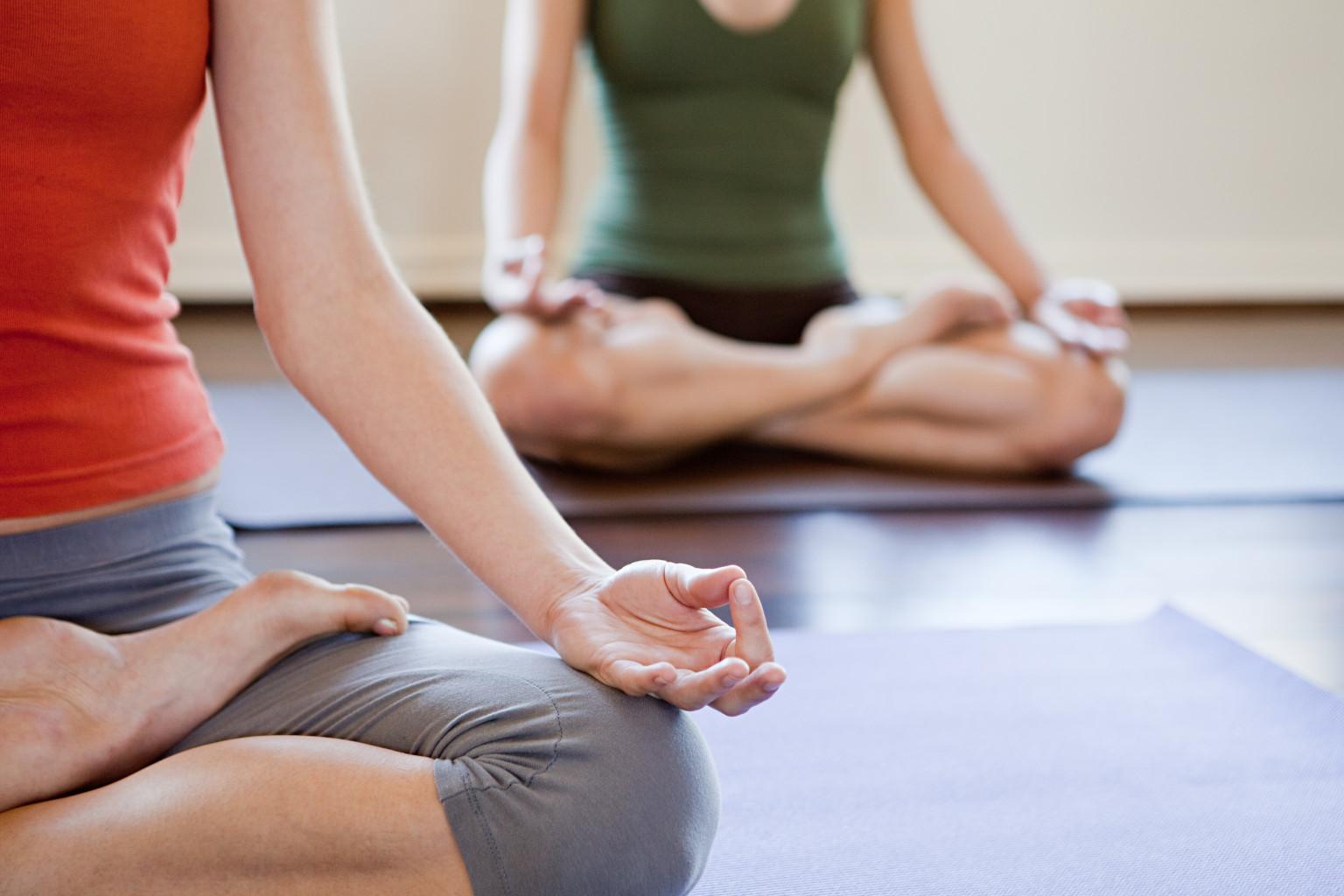 Espacio de yoga en Valencia
